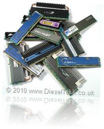 DieselTekk.co.uk - Pile of RAM