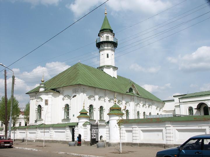 Мечеть Марджани (ранее Юнусовская, Эфенди)