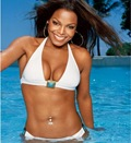 hot Janet Jackson bikini wallpapers (3)