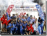 The Indian Team Most Memorable Moments of the 2011 ICC Cricket World Cup Photos 2