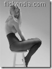 Brooklyn Decker Mark Squires' B&W  lingerie Photoshoot 4