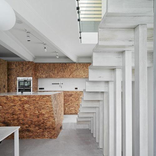 modern loft living australian architecture design