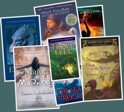 View fantasy trilogies