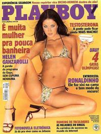 playboy helen ganzarolli Revista Playboy Helen ganzarolli Fotos