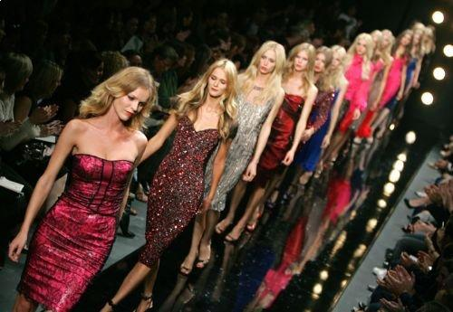 Milan Fashion Week with Dolce & Gabbana, Giorgio Armani, Prada and Just Cavalli