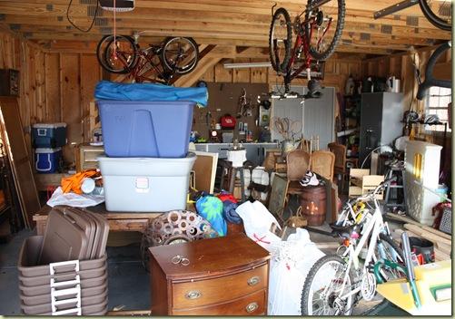garage clean up yard sale 024