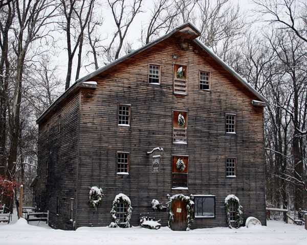 Bears Mill Christmas Open House