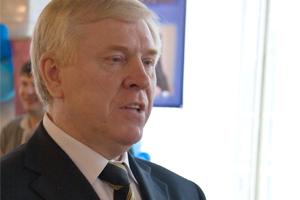 Smirnov Aleksey Baptist president
