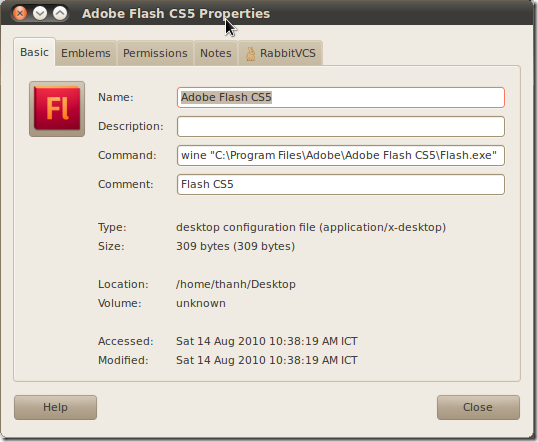Adobe Flash CS5 Properties_007