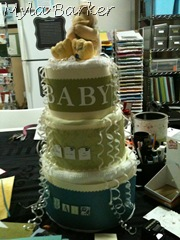 iaper cake and our new Kitty 130
