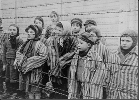 Auschwitz-children