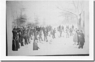 Curling - 1890 on Beaver Meadow