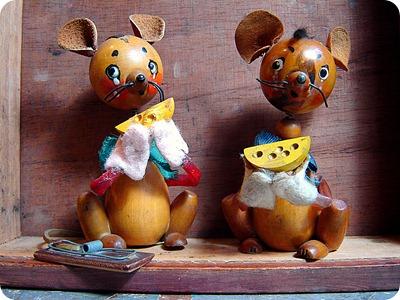 dos ratone