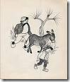 donkey-post