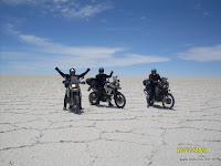 Deserto de Sal - Uyuni Bolivia Photo