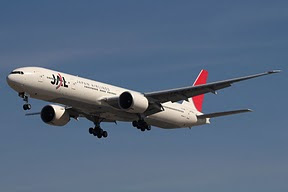 Boeing 777 JAL