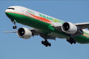 Boeing 777 Eva Air