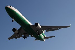 MD-11F Eva Air Cargo