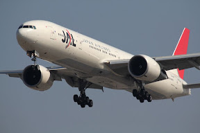 Boeing 777 JAL-Japan Air Lines