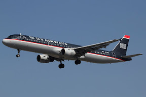 Airbus 321 US Airways