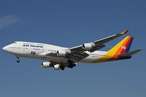 Boeing 747 Air Pacific
