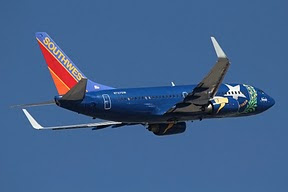 Boeing 737-700 Southwest Airlines (Nevada)