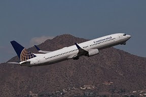 Boeing 737-900 Continental Airlines