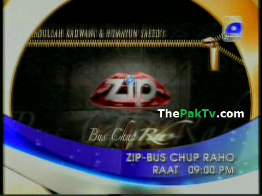 Zip Bus Chup Raho
