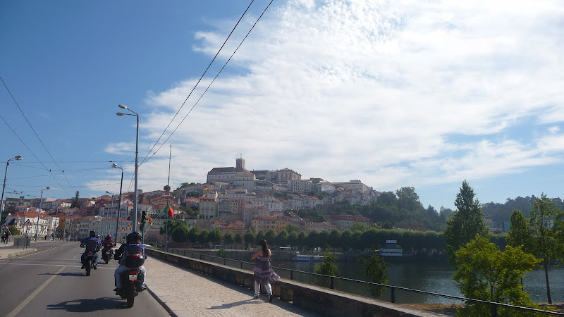 XVI Passeio Transalp-TransMondego2-Coimbra, 24e25 de Julho - Crónica P1070385