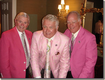carlton Varney men in pink, www.melissagulley.com , www.designtrackmind.com , melissa gulley interior design Newton MA , melissa gulley interior design Wellesley MA , melissa gulley interior design Weston MA ,