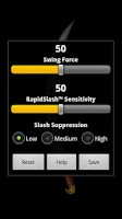 Screenshot of SWORD!