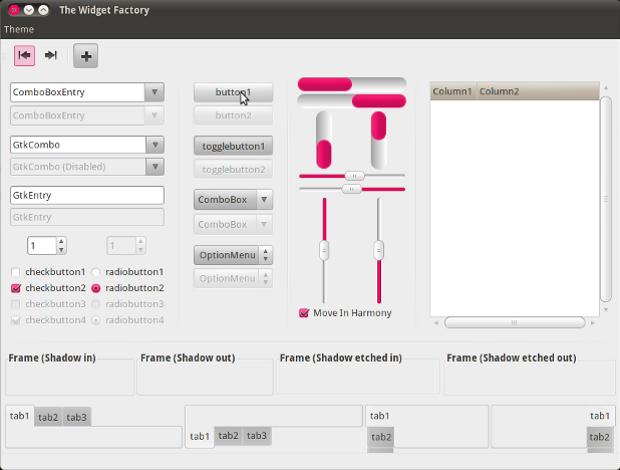 Rockiger Theme für Ubuntu