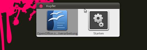 Ubuntu - App des Tages: Kupfer