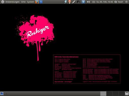 Ubuntu für Laptops: Rockiger OS