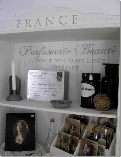 Bokhylla Beauté ärbild text