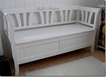 Soffa Belle Maison utan kuddar