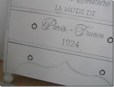 Byrå Haute Couture närbild text