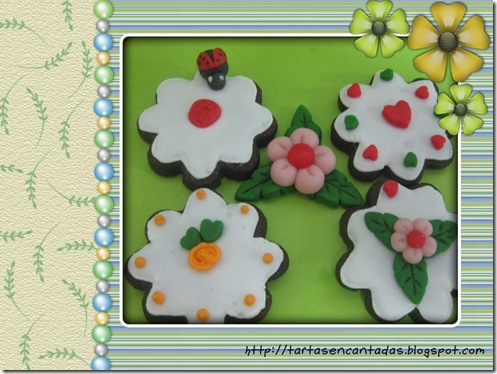 galletas de flores blog