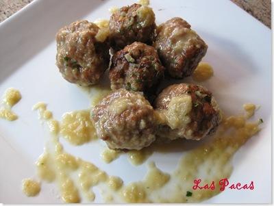 Albóndigas en salsita (2)