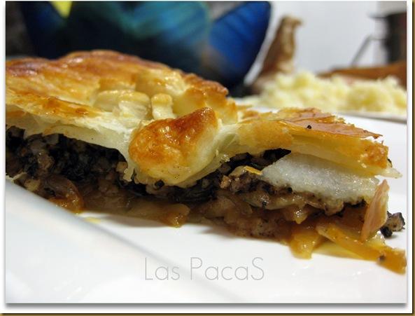 empanada morcilla, pera y cebolla caramelizada (3)