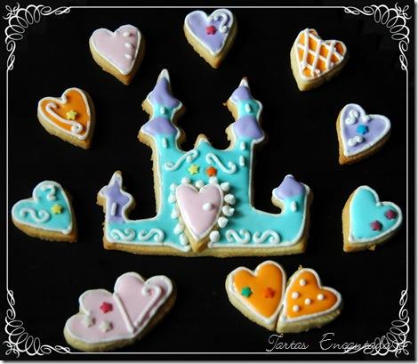 galletas castillo con corazónes (3)1