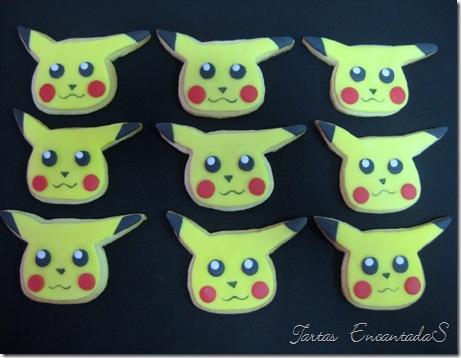 Galletas Pikachu (2)
