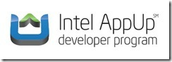 intel appup logo colour
