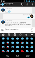 Screenshot of Now SMS