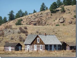 Florissant National Monument Hornbek Homestead