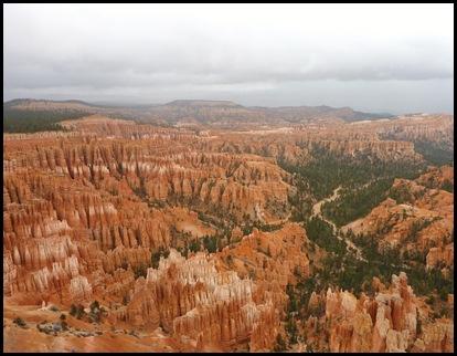 Bryce Canyon Nat'l Park Inspiration Point 1