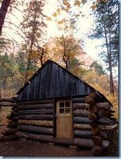 Zion Nat'l Park Kolob Fife Cabin