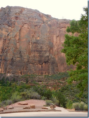 Zion Nat'l Park Rock Climbers 2