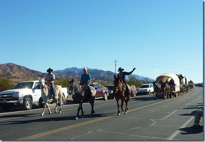 Death Valley Nat'l Park Wagon Train