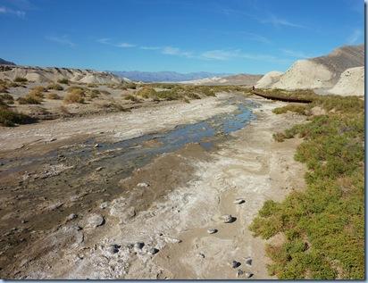 Death Valley Nat'l Park Salt Creek